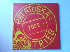 RATATÖSKA Antrieb | CD sealed | Berlin Ska Reggae Dancehall seeed culcha candela