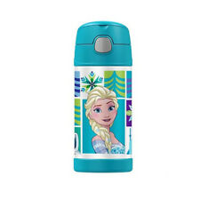 Thermos Funtainer Insulated Drink Bottle 355ml Disney Frozen