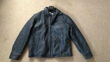 Wilsons Leather (USA) Chaqueta de cuero para hombre talla pequeña Traje Niño Adolescente Buenas Cond
