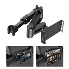 Car Back Seat Headrest Holder Mount for iPad Tablet Phone Samsung For 4-12 Inch