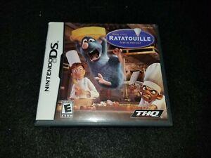 Ratatouille Nintendo DS Disney Pixar Free Shipping