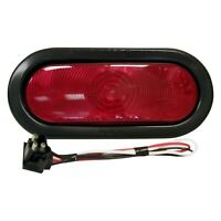 Peterson 421KR Red Oval Tail Lights