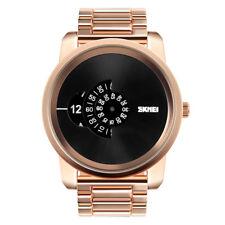 Fashion Luxury Girl Women  Stainless Steel Watches Analog Quartz WristWatch Gift
