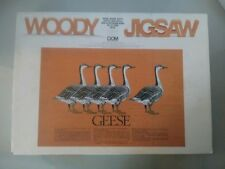 (4761) Woody Jigsaw Puzzle - Geese 1986