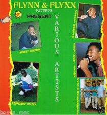 Flynn & Flynn LP: Various-FLYNN & Flynn présente DIVERS ARTISTES (entendre)