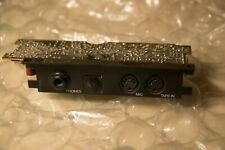 B&O Bang and Olufsen Beocenter 7000 front jacks PCB  spare parts GWO