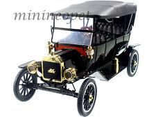 MOTORCITY CLASSICS 88131 1915 FORD MODEL T ROADSTER SOFT TOP 1/18 DIECAST BLACK
