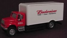 HO scale custom Budweiser beer delivery truck vehicle