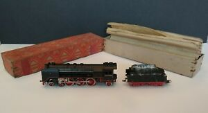 Vintage Marklin HO Scale HR800 Locomotive with Tender, Germany
