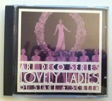 Lovely Ladies of Stage & Screen by Various Artists (CD, Apr-1994, Legacy)