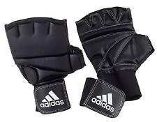 adidas Sandsackhandschuhe Speed Gel Bag ADIBGS03.  S/M, L/XL. Rindsleder