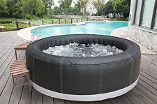 AQUA SPAS In / Outdoor FULL SIZE 6 to 8 SEATER INFLATABLE PORTABLE SPA/HOT TUB