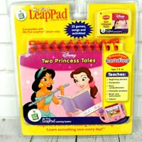 LeapFrog My First Leap Pad Disney Two Princess Tales NEW & SEALED FREEPOST UK
