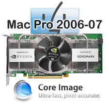 NVIDIA GeForce 7800 GTX PCIe 256MB video card  Mac Pro 2006-07 graphics ~7300GT