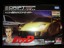 Tomy Drift Package Light RC Initial D Mazda RX-7 FD3S RX7 R/C