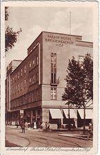 Germany AK Dusseldorf Düsseldorf - Palast Hotel old unused sepia postcard