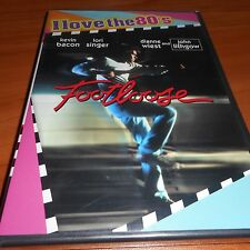 Footloose (DVD, 2008,Widescreen)  Lori Singer, Kevin Bacon NEW