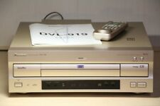 Pioneer DVL-919 laserdisc player DVD / LD compatible player Gold