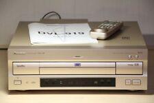 Pioneer DVL-919 laserdisc player DVD / LD compatible player Gold