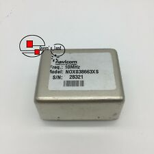 1 Navicom Nox038663xs 10mhz 12v Sine Wave Ocxo Double Oven Crystal Oscillator