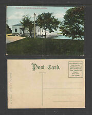 1910s POWER PLANT OF ROCK ISLAND ARSENAL ILL POSTCARD