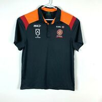 ISC Indigenous All Stars Team Media Polo Shirt Size Men's Large