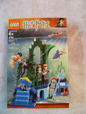 LEGO Harry Potter 4762 Rescue from the Merpeople *New, Sealed*