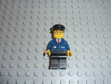 Personnage LEGO CITY Minifig Set 7897-1: Passenger Train