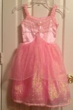 Girls Creative Designs Fantasy Play Barbie Princess Costume Dress One Size