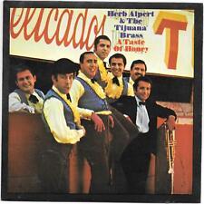 "Herb Alpert & The Tijuana Brass A Taste Of Honey  A&M AME 800 UK Vinyl 7"""