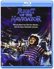 FLIGHT OF THE NAVIGATOR [Blu-ray Disc] 80's Classic Movie Not Released in US