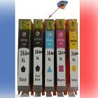 CARTOUCHE D'ENCRE COMPATIBLE HP 364 XL AVEC PUCE HAUTE QUALITÉ GRANDE CAPACITE