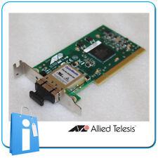 Tarjeta de Red Fibra PCI Allied Telesis 2916SX-SC conector SC AT-2916SX