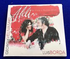 Aleli de Creta a Buenos Aires CD Enja Jazz 2015 Luis Borda Georgia Velivasaki