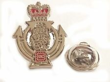 Royal Armoured Corps Lapel Military Badge