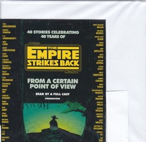 THE EMPIRE STRIKES BACK: FROM A CERTAIN POINT OF VIEW ~ UNABRIDGED CD AUDIOBOOK