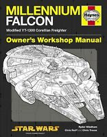 Millennium Falcon Manual: 1977 Onwards (Modified YT-1300 Corellian Freighter)...