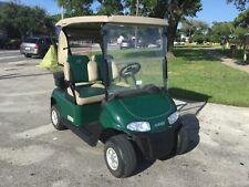 Excellent Green 2017 Ezgo rxv 2 passenger seat golf cart AC MOTOR 48v Fast 25MPH