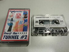 FUNKMASTER FLEX - Live @ The... Tunnel #2  (TAPE)  TAPEKINGZ
