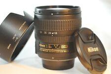 Nikon DX AF-S Nikkor 18-70mm G ED lens for D80 D7500 D3400 D3300 D5600 D7200 D90