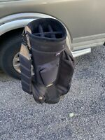 burton golf bag chevas regal very good used condition staff bag