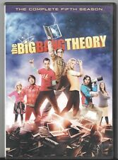 Movie DVD BIG BANG THEORY Complete Fifth Season Pre-Owned