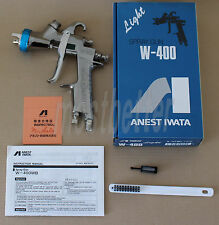 ANEST IWATA W-400WB 132G 1.3mm Gravity Spray Gun without Cup from Japan