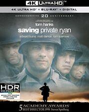 Saving Private Ryan [4K + Blu-ray + Digital] Tom Hanks Steven Spielberg Sealed�