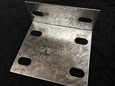 200MM GENERAL PURPOSE PURLIN BRACKETS GALVANISED