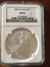 2006 W Eagle S$1 MS69