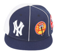 MLB American Needle New York Yankees Cooperstown Collection Fitted Hat, 7 1/2
