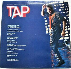 TAP - Orig.-Soundtr.-LP - Electronic, Funk / Soul, Blues, Pop,House -US-1988 -NM
