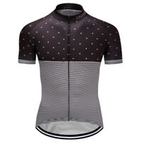 Mens Women Short Sleeve Cycling Jerseys Outdoor Sports Riding Riding Bike Shirt