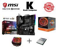 PC Aufrüstkit Bundle AMD Ryzen 9 3900X (12x3,8GHz) + MSI X570 GAMING EDGE WIFI